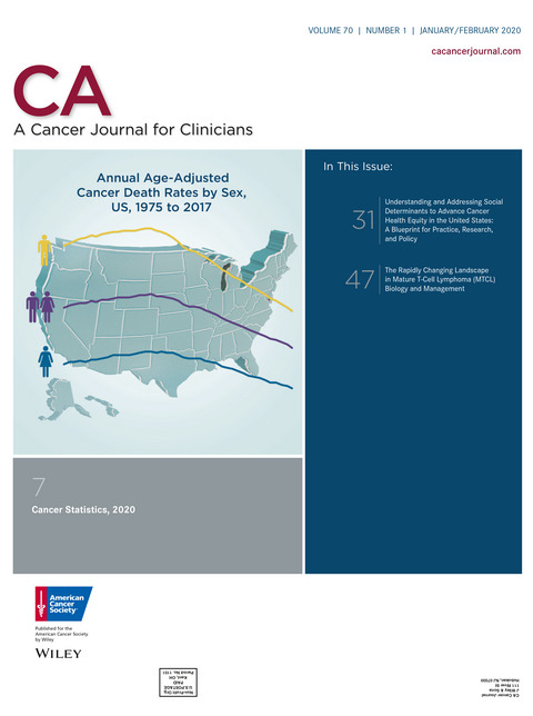 Ca-A Cancer Journal for Clinicians