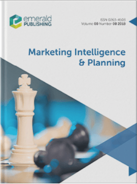 Marketing Intelligence & Planning Q2 SJR 0.62